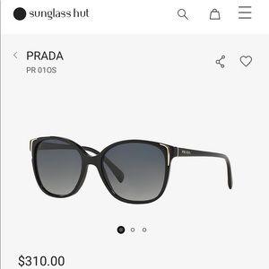 Prada Accessories - PR 01OS, Prada sunglasses